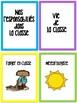 Les responsabilités dans la classe