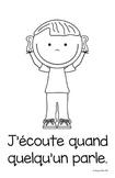 Les règlements de la classe French rules