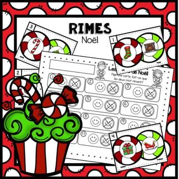 Les rimes - Noël