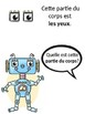 Les robots: Parties du corps