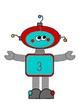 Les robots: atelier de dénombrement