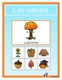 Les saisons (Seasons)