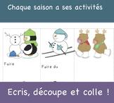 Les saisons en français