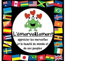 Les savoir-être du PP - IB PYP attitudes posters in French