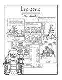 Les sons (activités de Noël)
