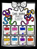 Les sons activity pack BUNDLE - ou, on, in, oi, ch, an/en,