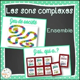 Les sons complexes - Ensemble - French Complex Sounds