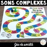 Les sons complexes - jeux de société - French Complex Sounds Game