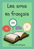 Les sons en français - Common Sounds in French