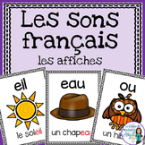 Les sons français:  French Sound Posters