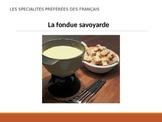 Les spécialités préférées des Français - French people fav