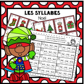 Les syllabes - Noël