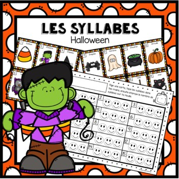 Les syllabes - l'halloween