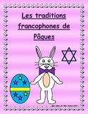 Les traditions francophones de Pâques /Easter comprehension activity