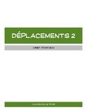 Les déplacements - Document de travail