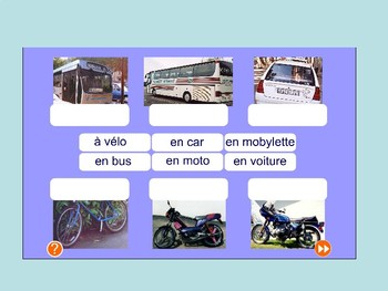 Les transports / Transport