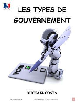 Les types de gouvernement (#51)