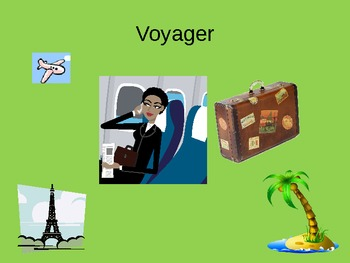 Les verbes ER French ER verbs PowerPoint PPT