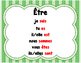 Les verbes- French Verb posters