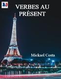 Les verbes au présent, grammaire, French Immersion (#102)