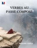 Les verbes au passé composé, French Immersion (#116)