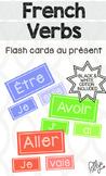 Les verbes au présent: Être, Avoir, Aller