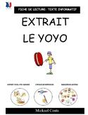 Échantillon du magazine d'enrichissement EduKted  French I
