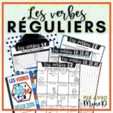 Les verbes ER, IR, RE - French Regular Verbs Package