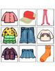 Les vêtements - Syllabes