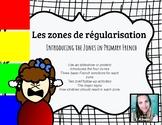 Les zones de régularisation