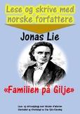 Lese og skrive med norske forfattere: Jonas Lie.