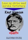 Lese og skrive med norske forfattere: Knut Hamsun