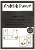 Lesepässe und -urkunden 11-15