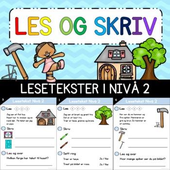 Lesetekst Nivå 2