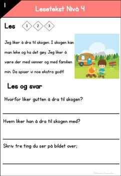 Lesetekster Nivå 4