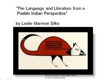 Leslie Marmon Silko: Pueblo Essay and Story