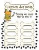 Word Work In French: L'espion des mots Volume 2