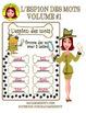 Word Work In French:L'espion des mots volume 1