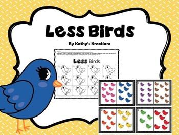 Less Birds Math Center