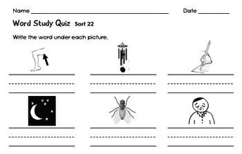 Less Common Long Vowel Pattern Quizzes