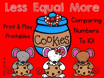 Less Equal More Print And Play Printables