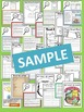 """Less Mess"" Social Studies, Map Skills & Geography Interac"
