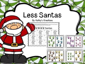 Less Santas