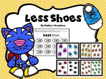 Less Shoes Math Center