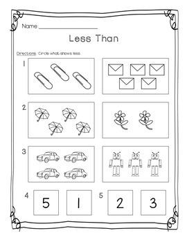 Less Than
