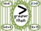 Less Than Greater Than Equal To Anchor Charts ~FREEBIE~