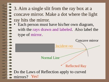 Lesson 09 curved Mirrors Answers