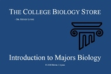 Activity - Intro to Majors Biology (Lesson 1)