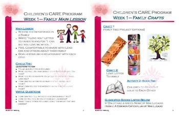 Lesson 1 - Children's CARE Program by Heart2Heart