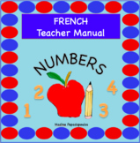 French Numbers TEACHER MANUAL